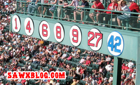 Number 6 Johnny Pesky 171 The Future Blog Of The Red Sox