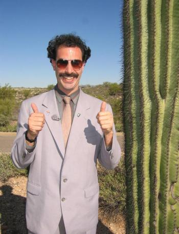 Borat; thumbs up.jpg